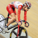Choi Ki Ho once represented Hong Kong in many international cycling events, including the Olympics, Asian Games and National Games. (Photo provided by the respondent)